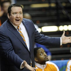 Former Southern Miss and Tennessee coach Donnie Tyndall faces serious allegations for violation of NCAA rules during his tenure as the Golden Eagles' head basketball coach.