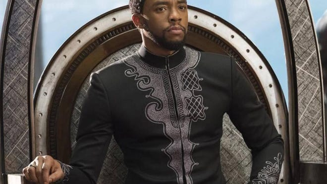 "Chadwick Boseman, star of the comic book film ""Black Panther"", recently died of colon cancer."