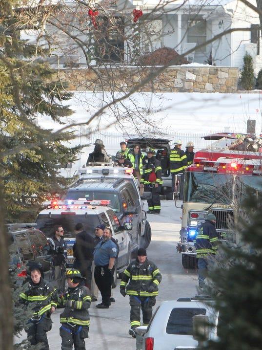 Clintons House Chappaqua Bathroom Fan Caused Fire