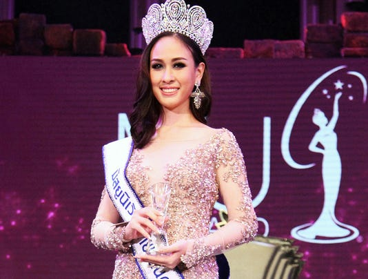 AP Thailand Beauty Queen Resigns