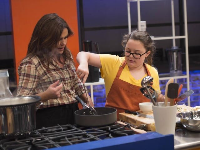 Is this Indy kid the next Julia Child?