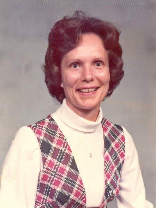 Mary M. Pugh