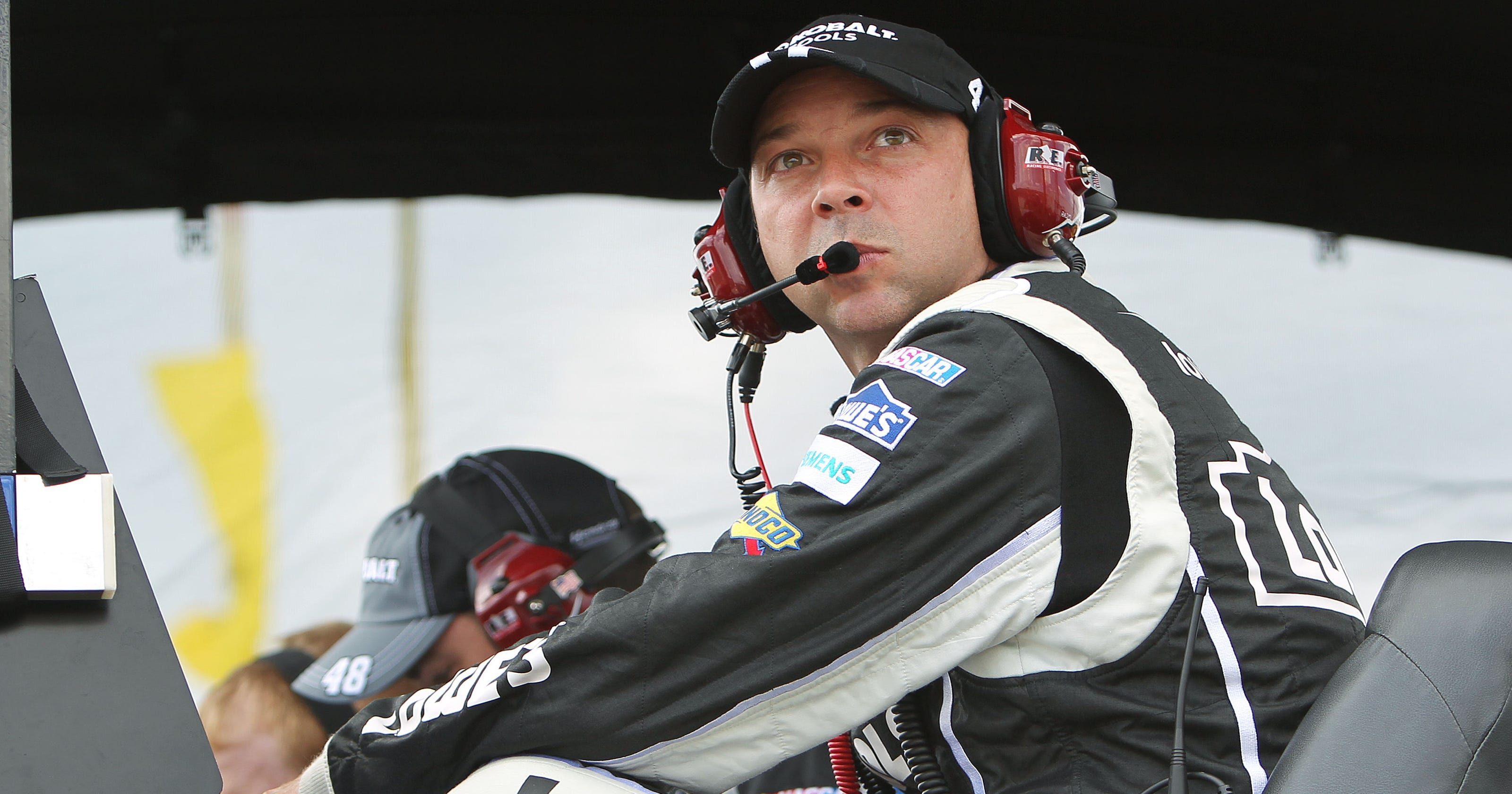 779a2a0802 Chad Knaus sacrifices to be NASCAR's top crew chief