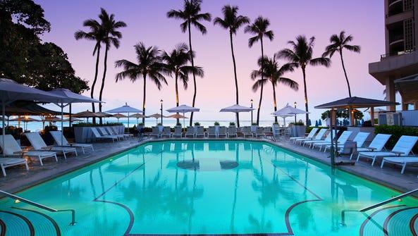 Moana Surfrider, A Westin Resort and Spa, in Waikiki