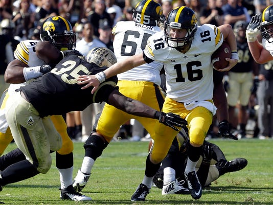 Ja'Whan Bentley, C.J. Beathard