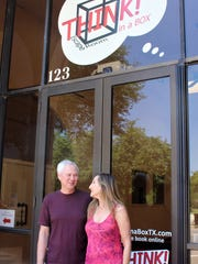 Lisa and John Yanda opened their first business in