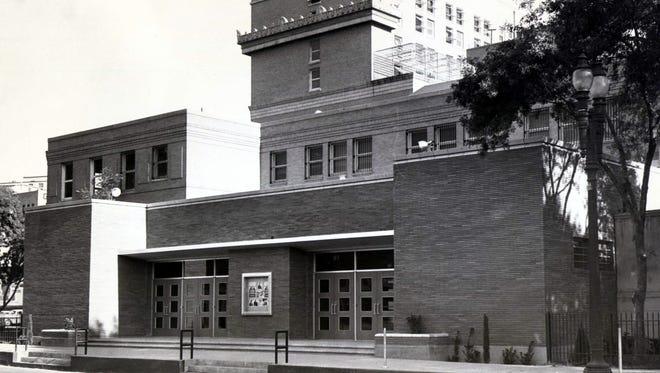 Liberty Hall, 1950.