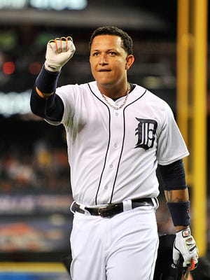 """Dave Dombrowski on Miguel Cabrera: """"If he's not ready for Opening Day, it's going to be very, very close."""""""