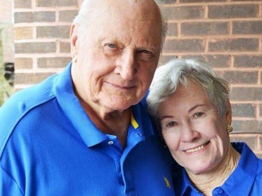 Anniversaries: Marilynn (Kelly) Wright & Kemp A. Wright