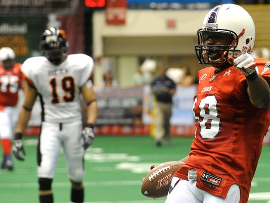 Sioux Falls Storm - Omaha Beef - Arena - Football