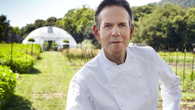 Chef Thomas Keller of Per Se restaurant in Manhattan will be at the New Jersey Food & Wine Festival