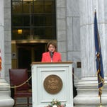 """Judith Kaye, first woman chief judge, remembered """"as remarkable leader"""""""