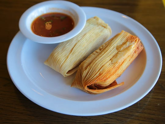 Silvia Rendon is famous for her award winning tamales,