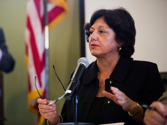 Sen. Kathleen Passidomo, R-Naples, represents Florida