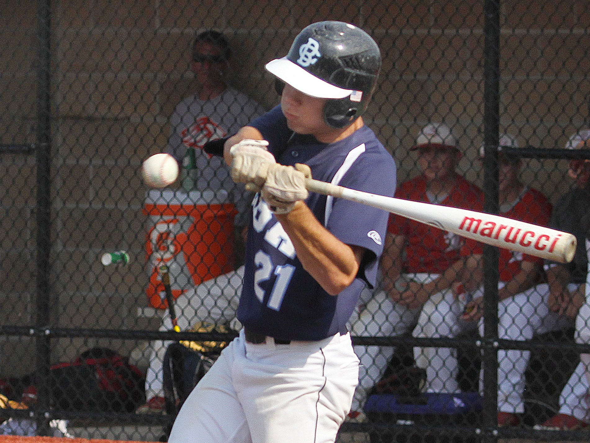 Will Morgan of CBA has committed to play at Old Dominion.