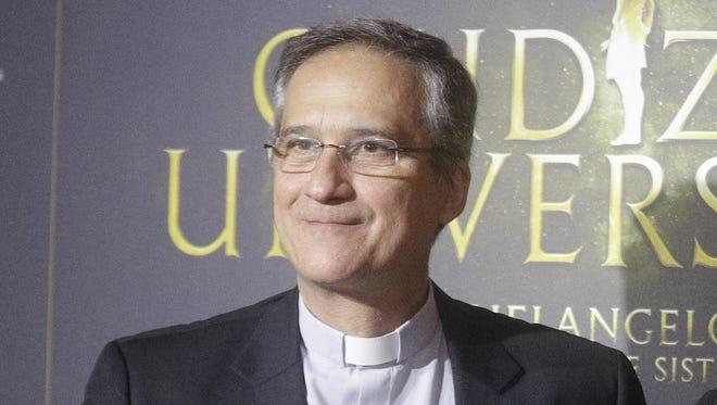 Monsignor Dario Vigano