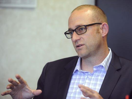 Jonathan Hunt, vice president of Monarch America.
