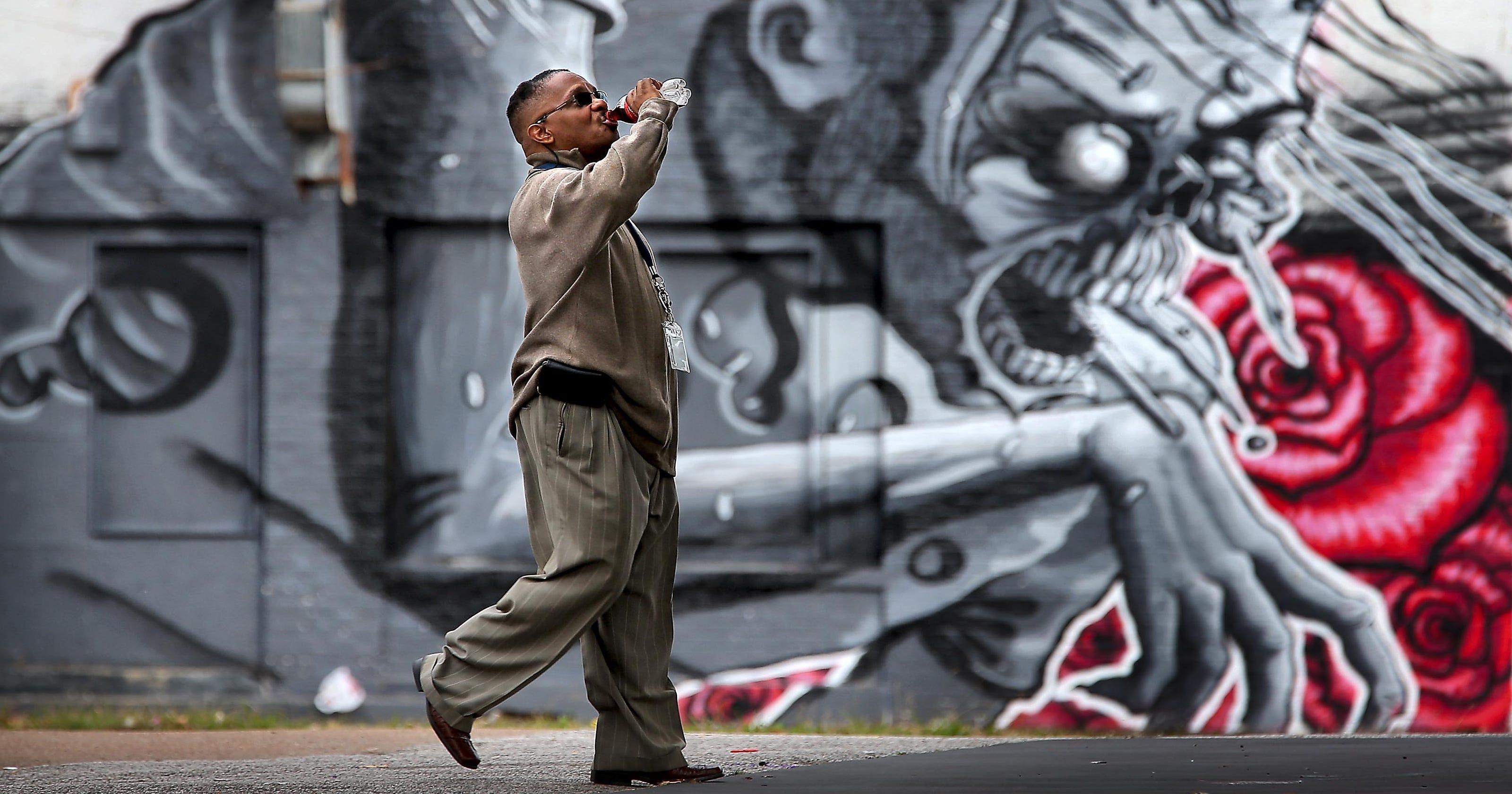 Memphis zombie mural council slams satanic artwork
