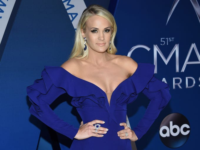 Country music's biggest stars turned up the fashion