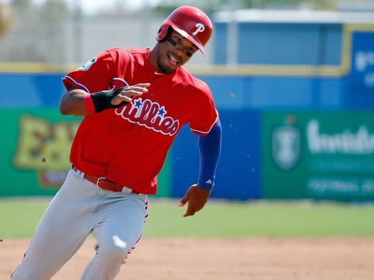MLB Spring Training Philadelphia Phillies at Toronto Blue Jays