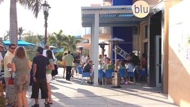 Blu Sushi at Gulf Coast Town Center