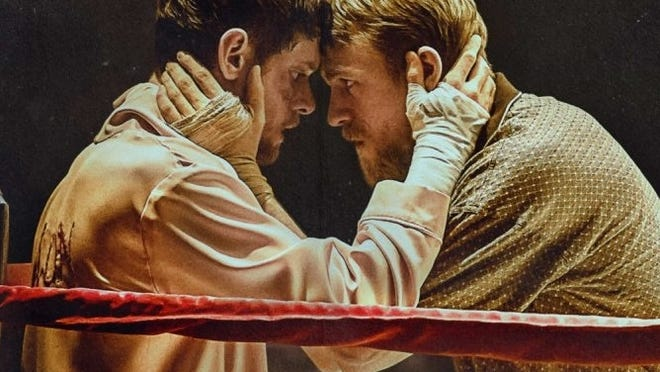"""Jack O'Connell and Charlie Hunnam star in the film """"Jungleland"""" by Paramount Pictures."""