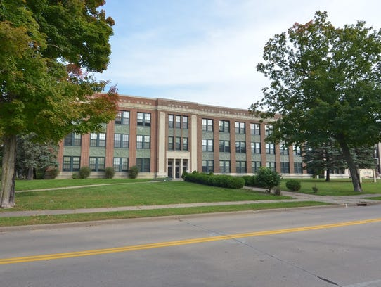Wausau East High Apartments will be open for history