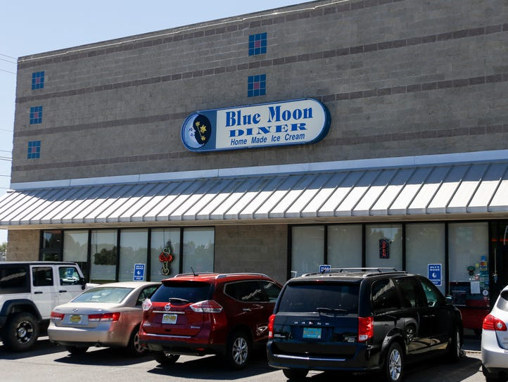 Blue Moon Diner is pictured, Wednesday, June 20, 2018