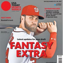 Top 200 rankings highlight Sports Weekly's fantasy baseball preview