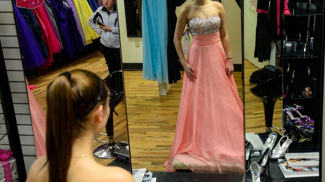 The perfect fit might not always be attainable when it comes to, not only prom dresses, but the right college as well.