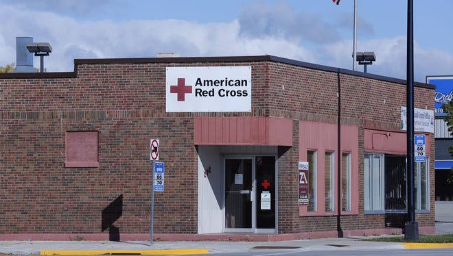 The Fond du Lac office of the American Red Cross is one of nine locations in the state that are closing.