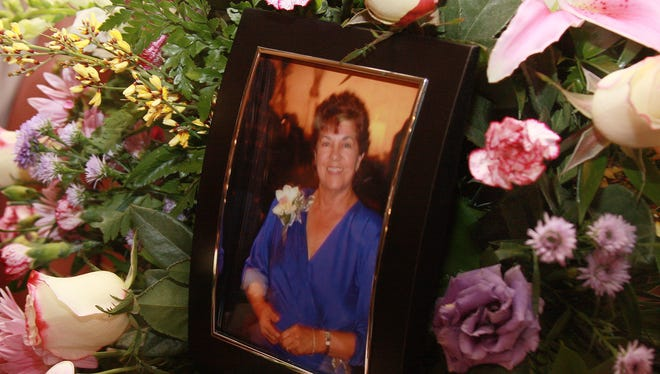 A memorial service was held for Joan Kain at The Pancake House.