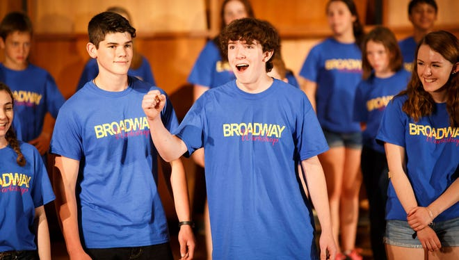 Broadway Workshop returns to St. Michael's College for its ninth summer next week.