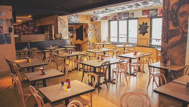 A new restaurant called Four Story Burger is open for business in downtown Birmingham.