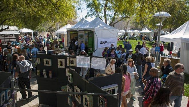 Scottsdale Arts Festival.