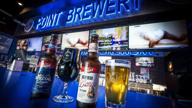 Point Burger Bar's fourth location will open April 11 at 4900 S. Moorland Road, New Berlin.