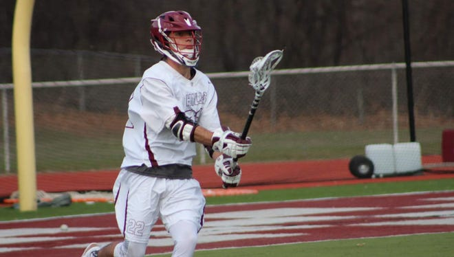 Senior Michael Monaco is a high-scoring player for the Wayne Hills attack.