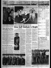 Battle Creek Sports History - Week of April 23, 1967