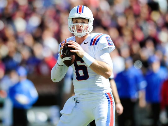 Jeff Driskel has helped lead the Bulldogs to a 5-3