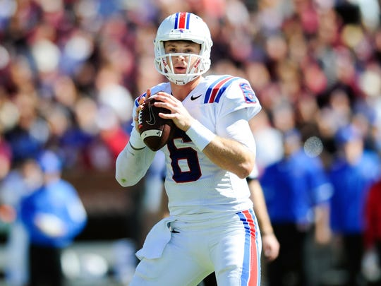 Jeff Driskel has helped lead the Bulldogs to a 5-3 record in 2015 after transferring from Florida.