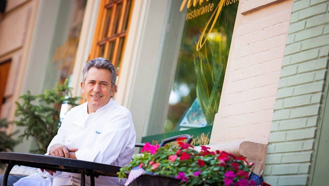 Chef Nunzio will lead market tours and cooking classes in Collingswood starting Saturday.