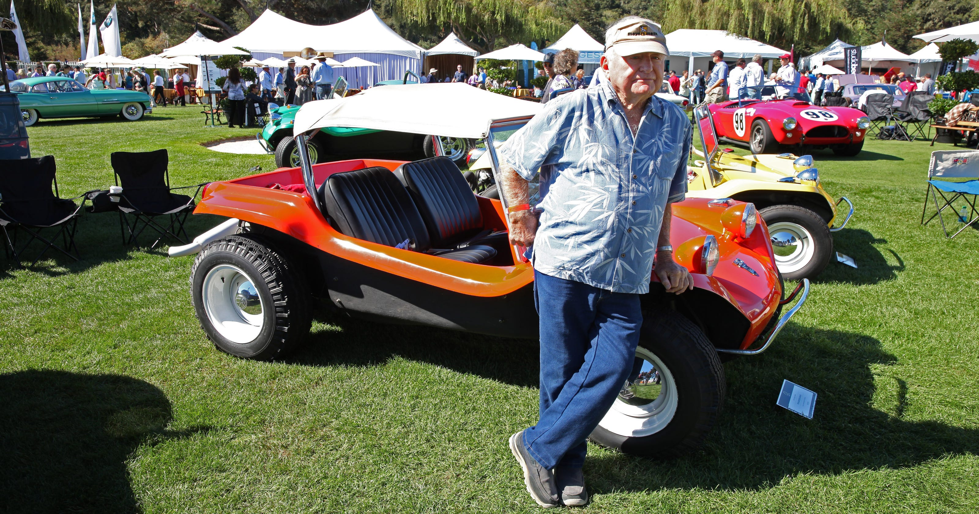 Just Cool Cars: Dune buggy began with '64 Meyers Manx