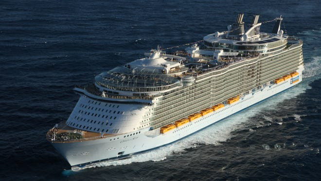 Royal Caribbean's Oasis- Voyager- and Freedom-class ships were created for get-active types.
