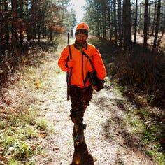 Wolf approves air, semi-auto gun hunting bill