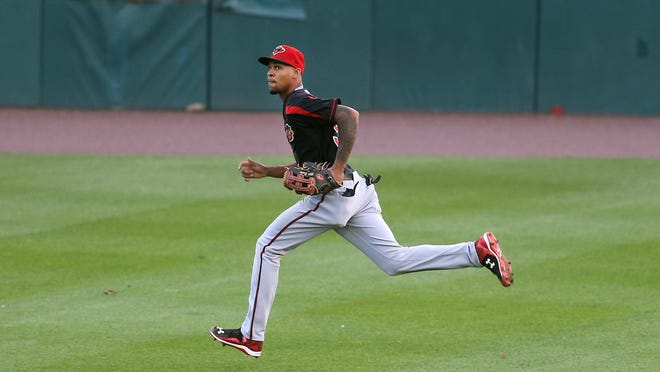 """Byron Buxton is the top prospect in baseball, a """"5-tool player"""" who hits for average, hits for power, has speed, plays solid defense and has a strong throwing arm. He is scheduled to play his first game in Rochester on Friday night."""