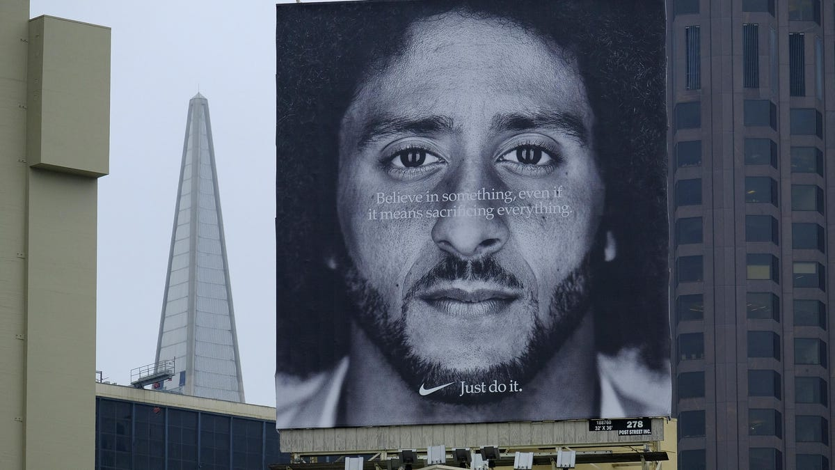 Nike Targets Youth With Provocative Ad Campaign