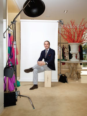 Jay Hartington, Owner of Marissa Collections and RumbaTime