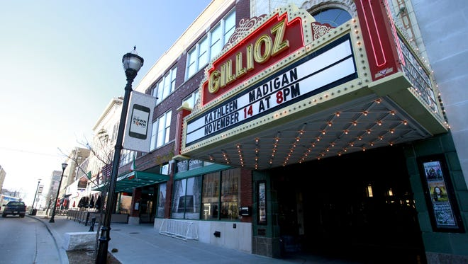 The Gillioz Theatre turns 90 in 2016, and a year-long anniversary celebration starts Dec. 31 with an Ozark Mountain Daredevils concert. Tickets go on sale Friday.