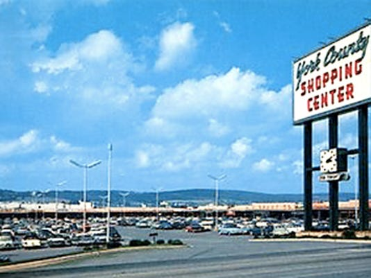 York County Shopping Center (Jim McClure's blog)submitted