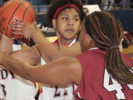 LHSAA Class 5A Girls Gasketball Playoffs